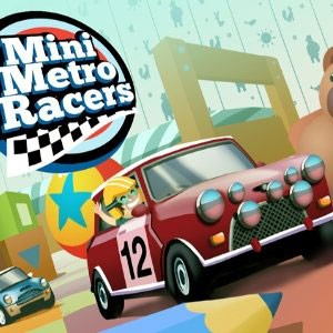 لعبة سباق سيارات مينى مترو