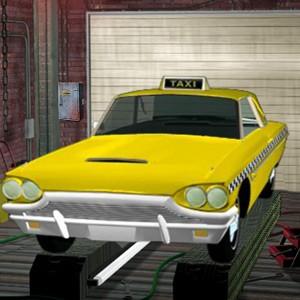 لعبة قيادة التاكسى 2014 - لعبة سيارات تاكسى