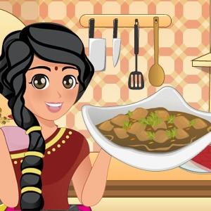 لعبة طبخ بيف كارى مع مايا