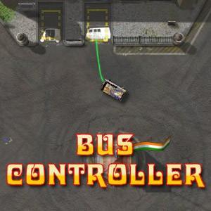 لعبة موقف الاتوبيس - لعبة التحكم فى الاتوبيس bus controller