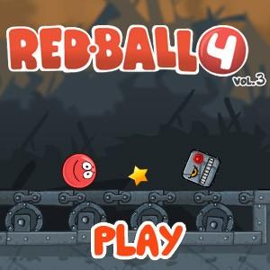 لعبة ريد بول - الكرة الحمراء red ball