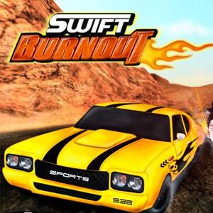لعبة سباق السيارات المثيرة swift burnout