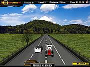 لعبة سيارات خطيرة 2014