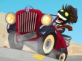 لعبة جمع النقود بالسيارة 2014