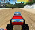 لعبة سباق سيارات نيترو الضخمة