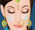 العاب مكياج العروس قيرلي الهندية