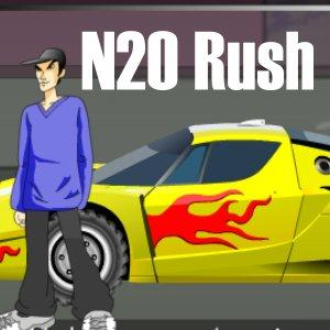 لعبة سباق سيارات N20 rush