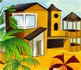 العاب تنظيم منزل على الشاطئ جديدة