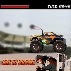 لعبة قيادة الشاحنات العملاقة Truck stunts