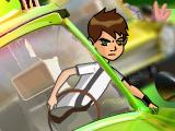 لعبة بن 10 مطاردة سيارات خطيرة