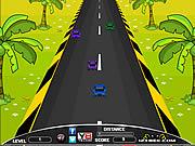 لعبة سباق سيارات مغرية 2014