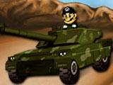 لعبة ماريو الدبابة الحربية
