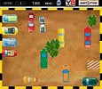 لعبة ركن سيارة البوليس Police Car parking