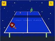 لعبة ماريو تنس طاولة