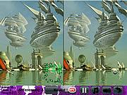 لعبة اختلافات الصور - لعبة الاختلافات فى الصور