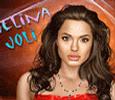 لعبة مكياج انجلينا جولى جديدة