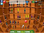 لعبة التصويب والنيشان على الزجاجات Bottle Shooting Game