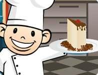 لعبة طبخ كعكة الجبنة