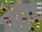 العاب ركن - العاب باركينج - لعبة ركن الموتسكلات City Bike Parking