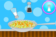 لعبة لعبه طبخ اكلات صينية