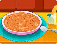 لعبة طبخ كريمة الفراخ