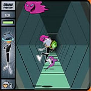 لعبة دانى فانتوم محاربة الوحوش