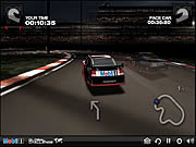 لعبة سباق سيارات اكشن 2014
