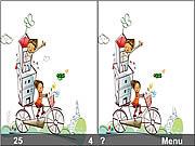 لعبة اختلافات الصور 2014 - العاب الاختلافات بين الصور