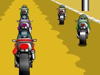 العاب سباق دراجات نارية سريعة 2014