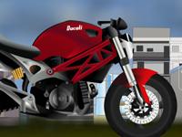 العاب تعديل الدراجات النارية 2014