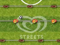العاب كرة القدم الرائعة على طاولة الفرفيرة المدهشة 2014