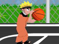 العاب ناروتو وكرة السلة الرائعة