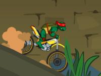 العاب دراجة سلاحف النينجا السريعة 2014