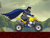 العاب دراجة باتمان الخرافية 2014