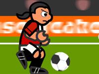 العاب كرة القدم والتحدي الرهيب 2018