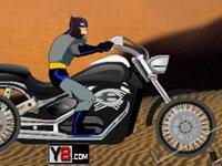 العاب باتمان والدراجة السريعة جدا