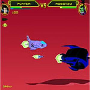لعبة دانى فانتوم والمركبة الفضائية - دانى الشبح حرب الفضاء