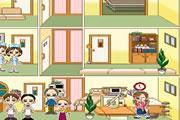 لعبة ديكور المستشفى