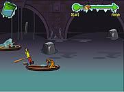 لعبة سكوبي دو و شاجي في الماء