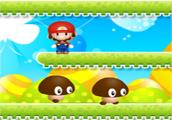لعبة ماريو القوي فلاش