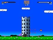 لعبة ماريو حماية القلعة