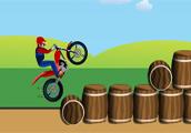 لعبة ماريو دراجات نارية