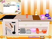 لعبة كتاب الطبخ