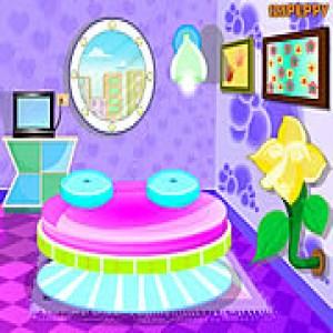 تصميم كيوت لغرفة النوم - ديكور غرفة النوم كيوت
