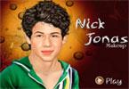 لعبة المغني نيك جوناس