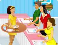لعبة مطبخ العائلة