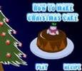 العاب كيفيه تحضير كيكة الكريسماس جديدة